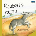 Reubens Story book cover
